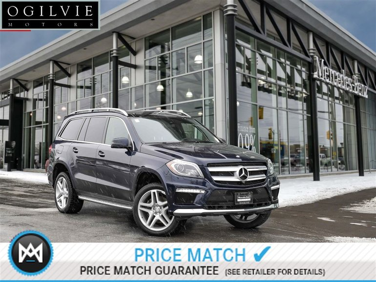 2015 Mercedes-Benz GL350 4Matic Panoroof, Navi, premium rear seating