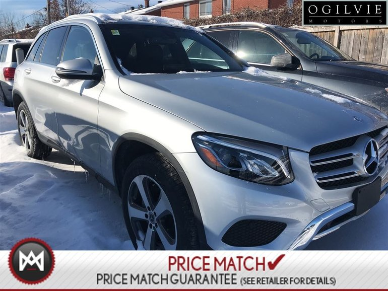 2017 Mercedes-Benz GLC300 Panoramic Navigation Rear view cam
