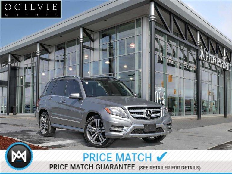 2014 Mercedes-Benz GLK250 4Matic Parking assist 360 Cam Navi Blind spot