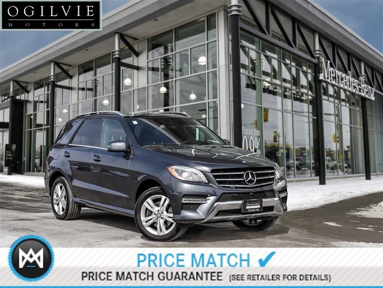 2015 Mercedes-Benz ML350 4Matic Panoroof Navi 360 camera
