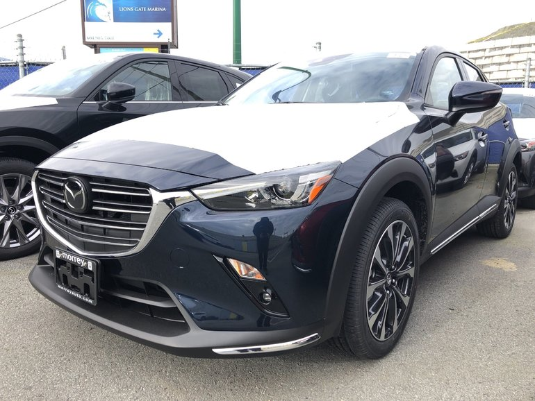 2019 Mazda CX-3 GT AWD Leather, Bose, Navigation, Apple Car play!