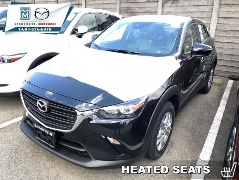 2019 Mazda CX-3 GS AWD  - Luxury Package