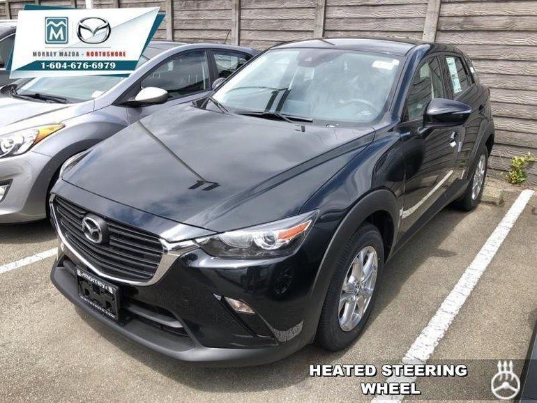 2019 Mazda CX-3 GS  - Heated Seats -  Apple CarPlay