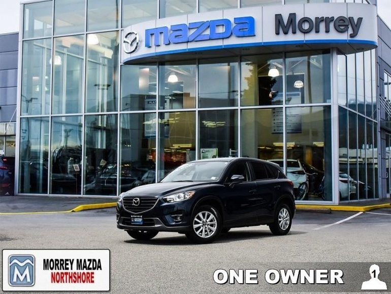 2016 Mazda CX-5 GS  - One owner - Navigation -  Sunroof