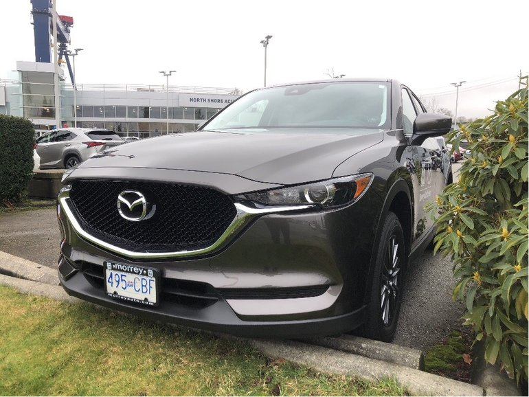 2018 Mazda CX-5 GS Automatic. It's a demo! Programs apply. Click