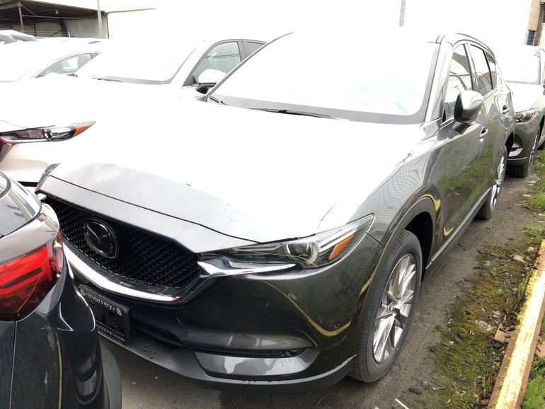 2019 Mazda CX-5 GT AWD Turbo charged 250 HP for exceptional ride!
