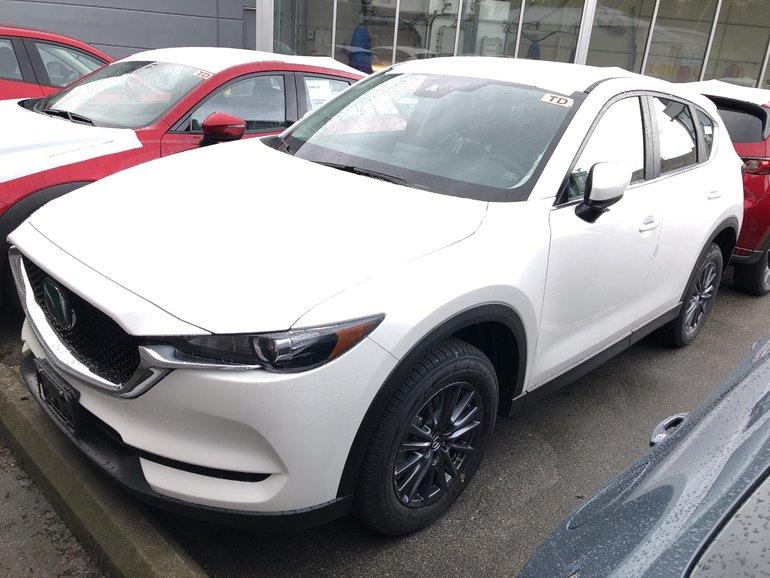 2019 Mazda CX-5 GS FWD at