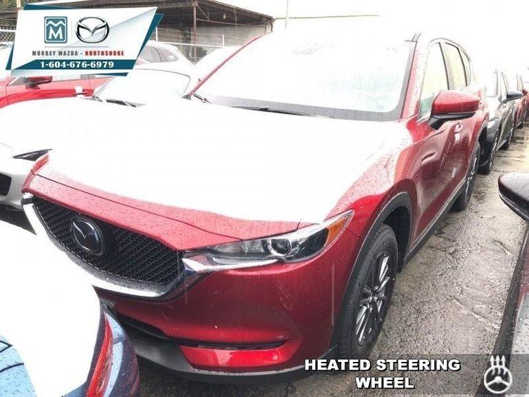 2019 Mazda CX-5 GS Auto FWD  -  Power Liftgate