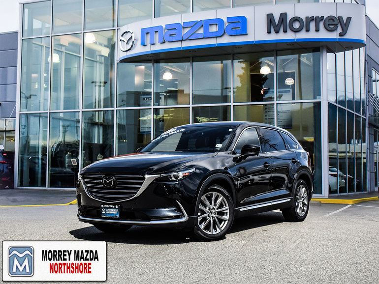 2018 Mazda CX-9 Signature fully equipped! Nappa Leather. On sale