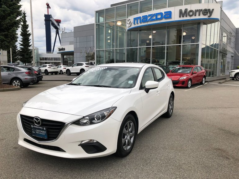 Morrey Mazda Of The Northshore Pre Owned 2014 Mazda3 Sport Gx Sky