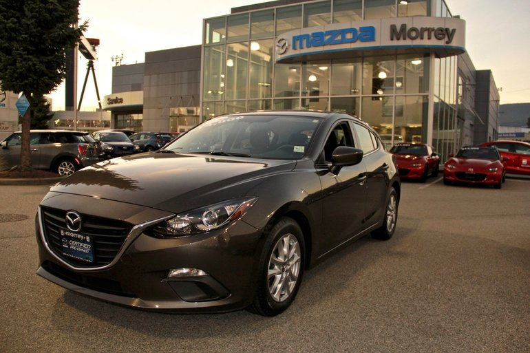 Morrey Mazda Of The Northshore Pre Owned 2014 Mazda3 Sport Gs Sky