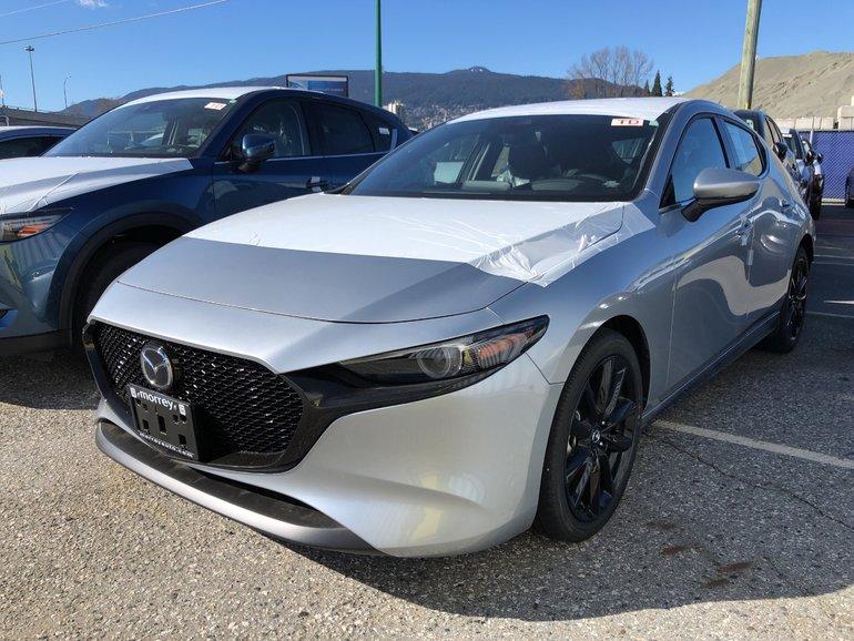 2019  Mazda3 Sport GT Quiet, Elegant, Stylish and Spirited! Click