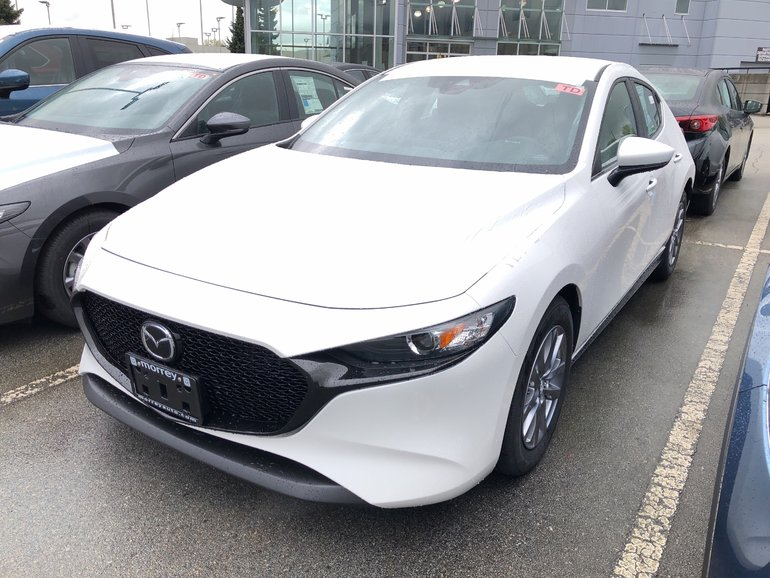 2019 Mazda Mazda3 Sport GS and it's All Wheel Drive! Check out the changes