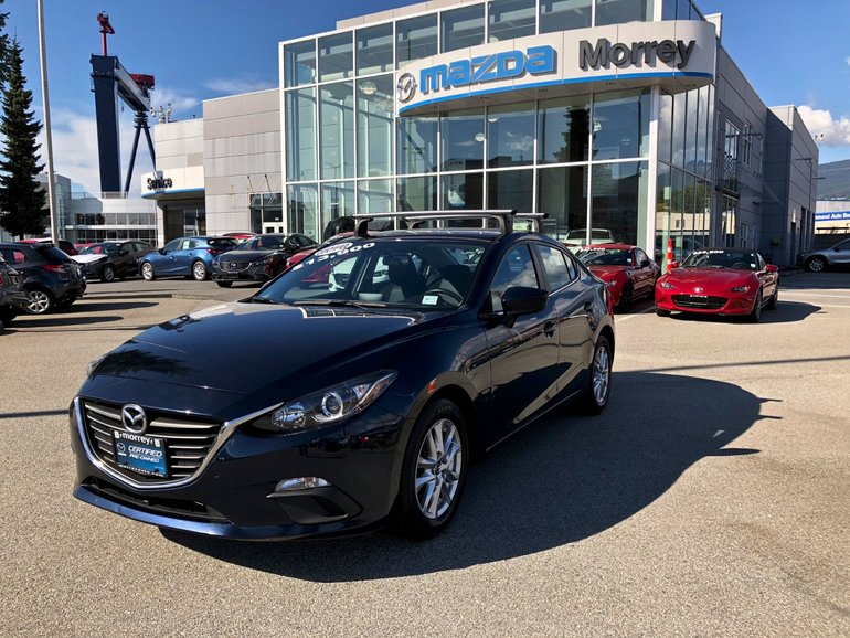 Morrey Mazda of the Northshore | Pre-Owned 2014 Mazda3 GS-SKY at $13,900
