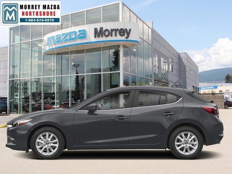 2018  Mazda3 GS  - Sunroof - Low Mileage
