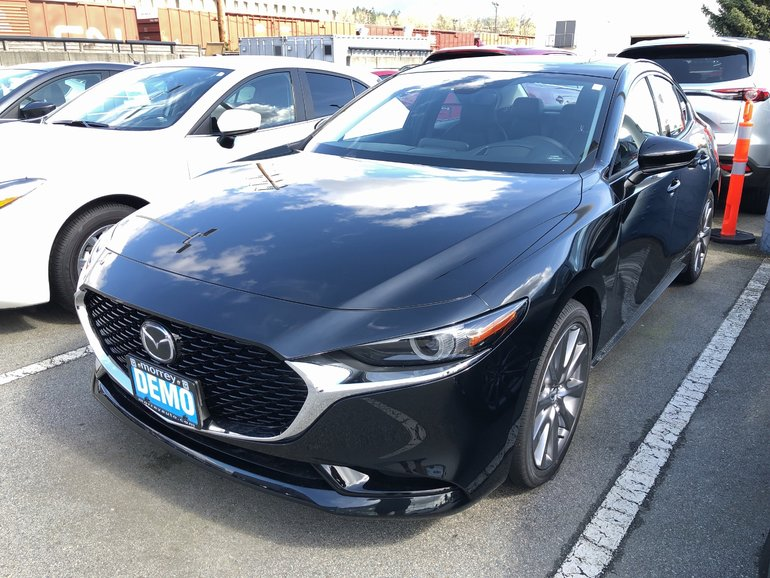 2019  Mazda3 GS New 7th Generation. Quiet, Spirited! Click