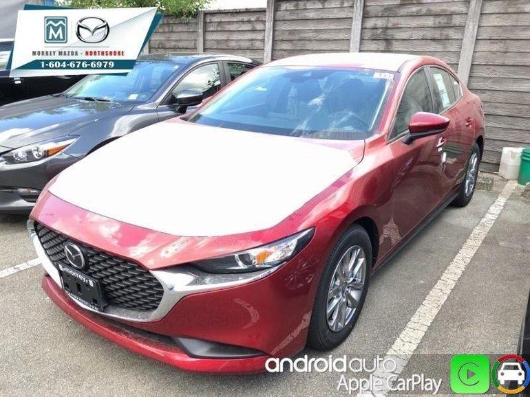 2019  Mazda3 GS Auto FWD  - Heated Seats