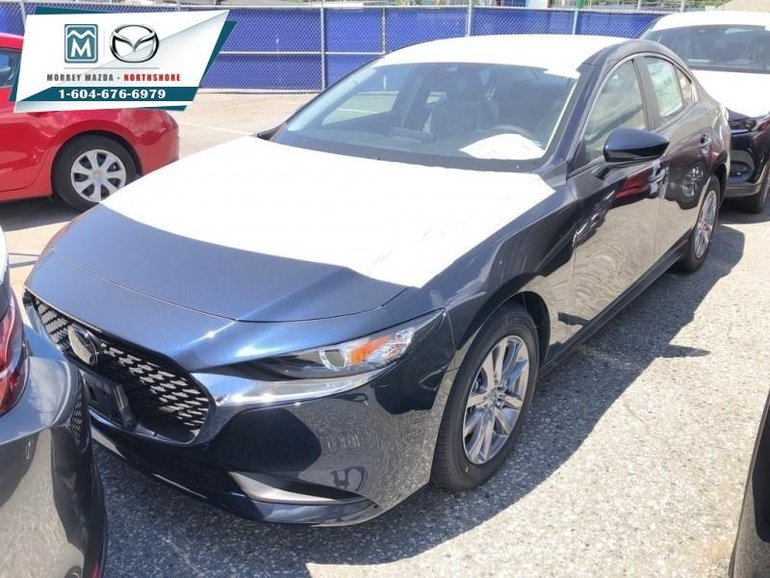 2019  Mazda3 GS Auto i-Active AWD  - Luxury Package