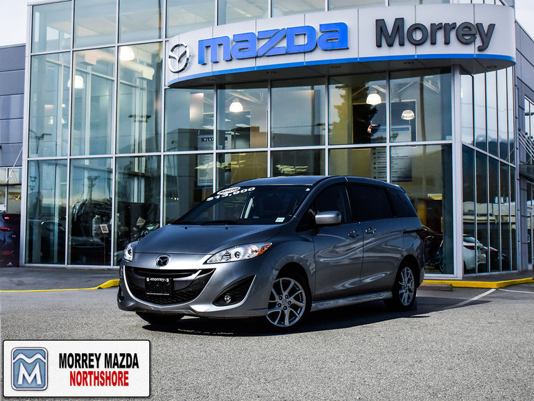 2012  Mazda5 GT Automatic! Check it out. Top of the line