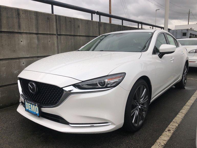 2018  Mazda6 GT at