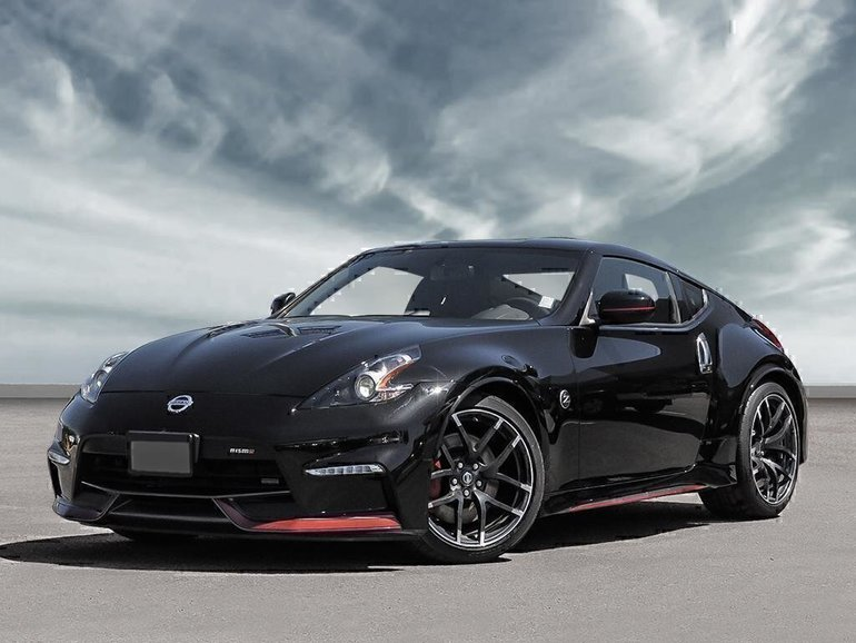 Morrey Nissan of Burnaby   2020 370Z coupe NISMO - $51,903