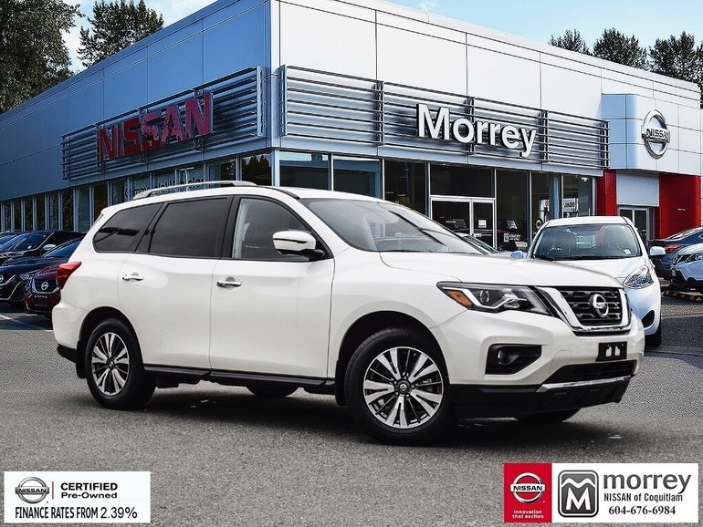 Used 2017 Nissan Pathfinder SL 4WD Premium Tech * Leather