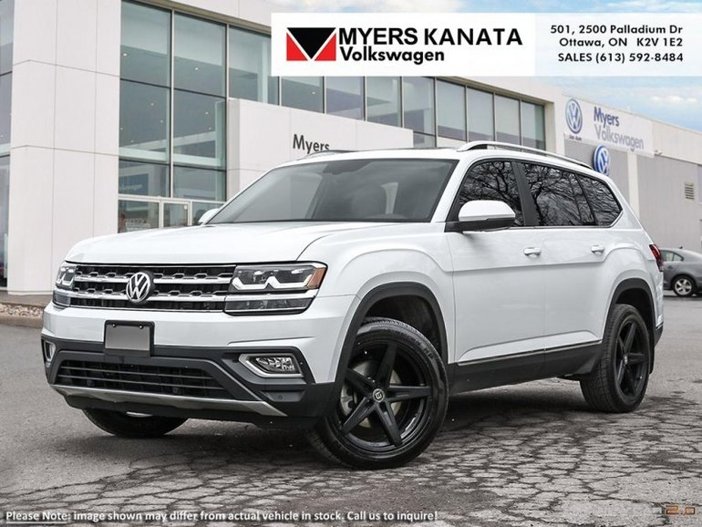 2018 Volkswagen Atlas Highline 3.6 FSI  - $390.28 B/W