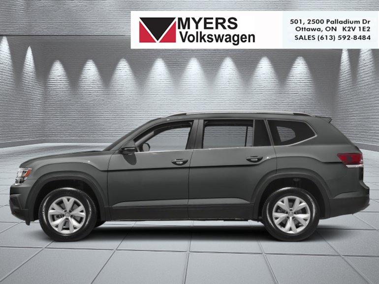 Volkswagen Atlas Highline 3.6 FSI 4MOTION  - $401.03 B/W 2019