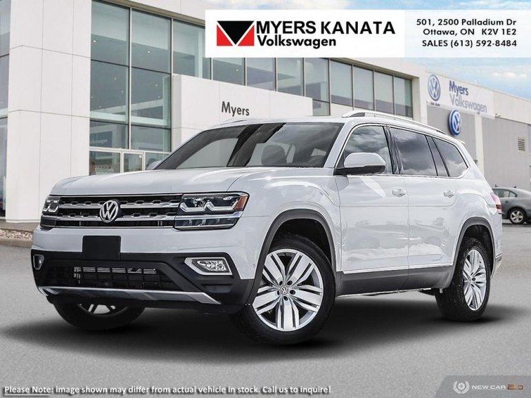 2019 Volkswagen Atlas Execline 3.6 FSI