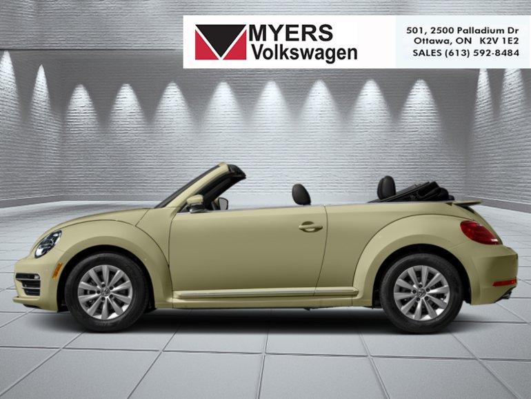 Volkswagen Beetle Convertible Wolfsburg Edition Auto 2019