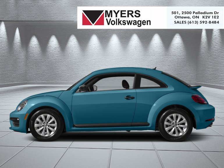 Volkswagen Beetle Coast  - Sunroof -  Heated Seats 2018