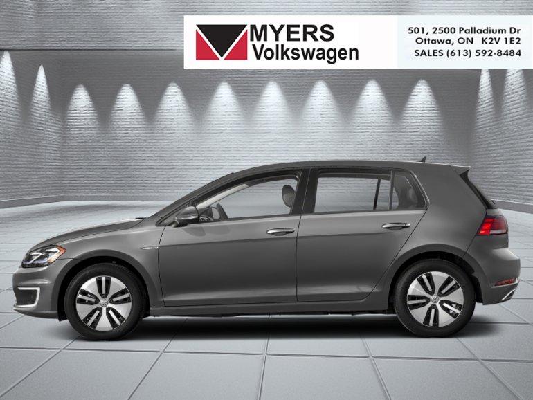 Volkswagen E-Golf Comfortline 4-Door  - $291.93 B/W 2019