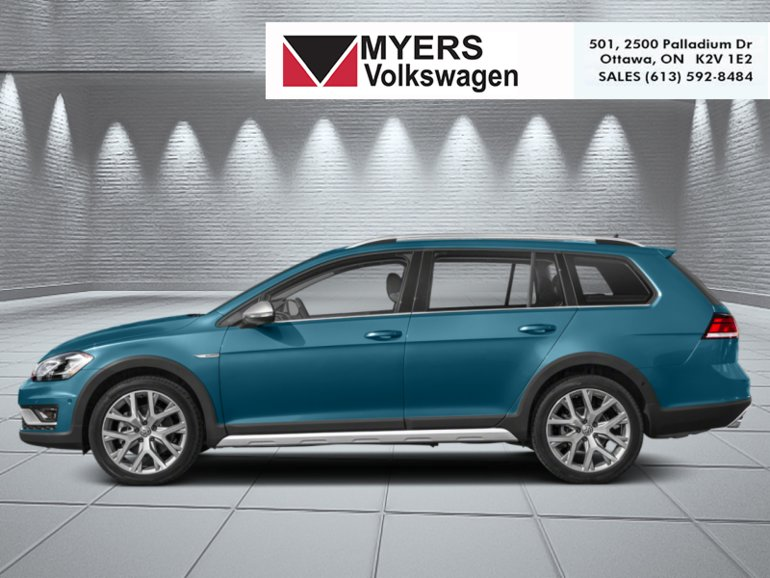 2019 Volkswagen GOLF ALLTRACK Highline DSG  - Sunroof - $270.43 B/W