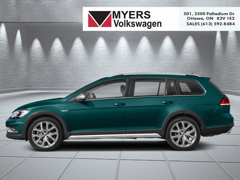 2019 Volkswagen GOLF ALLTRACK Highline Manual