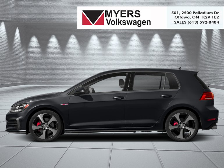 2019 Volkswagen Golf GTI Rabbit 5-door Manual
