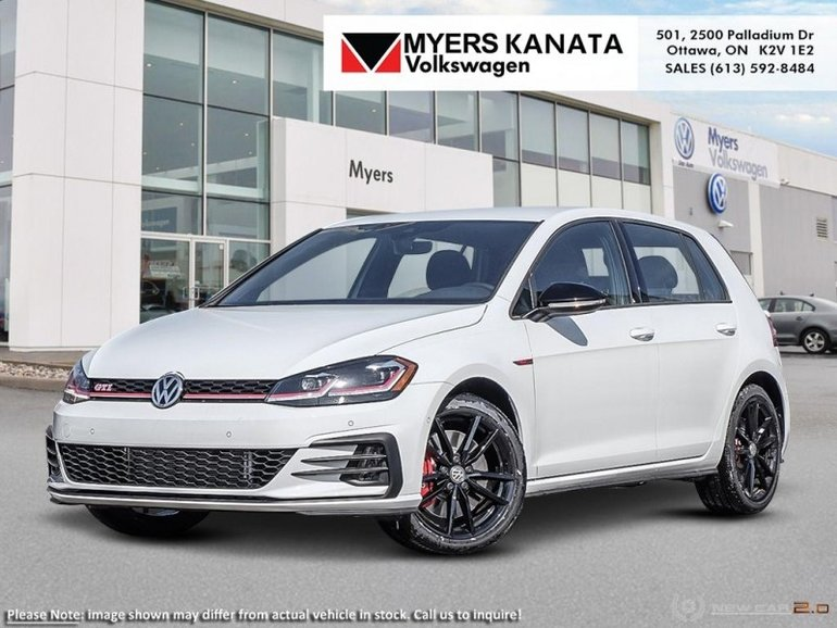 Volkswagen Golf GTI Rabbit 5-door DSG  - $313.86 B/W 2019
