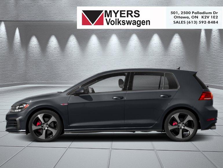 Volkswagen Golf GTI Autobahn  - $303.26 B/W 2019