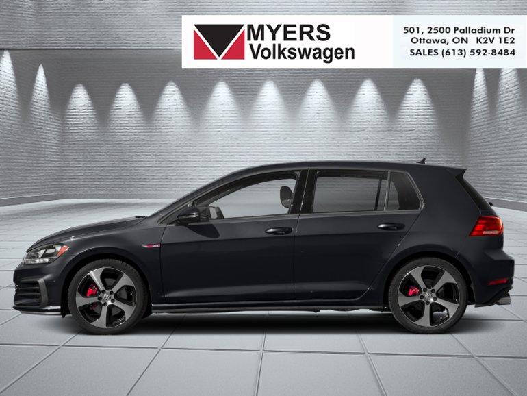 2019 Volkswagen Golf GTI Autobahn  - Navigation - $290.68 B/W