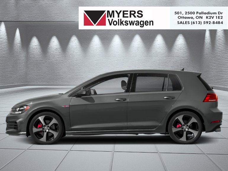 2019 Volkswagen Golf GTI 5-door  - Heated Seats