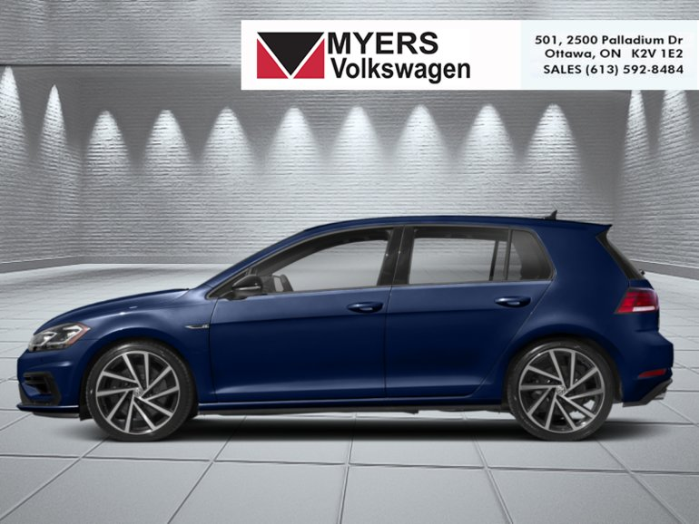 Volkswagen Golf R 5-door DSG 2019