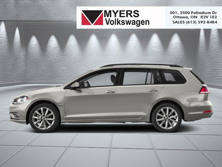 2018 Volkswagen GOLF SPORTWAGEN Highline DSG 4MOTION