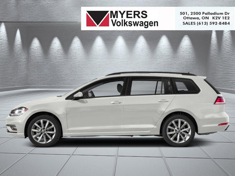 2019 Volkswagen GOLF SPORTWAGEN Comfortline Manual 4MOTION  - $221.10 B/W