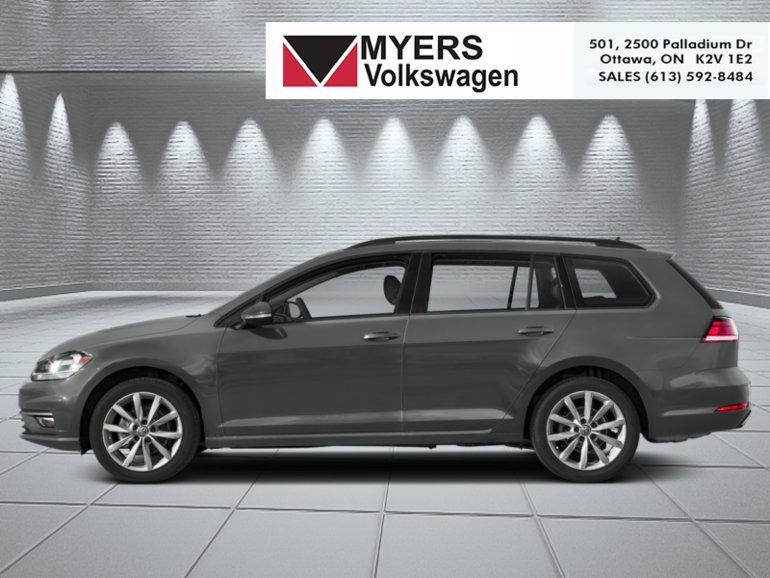 Volkswagen GOLF SPORTWAGEN Comfortline Manual 2019