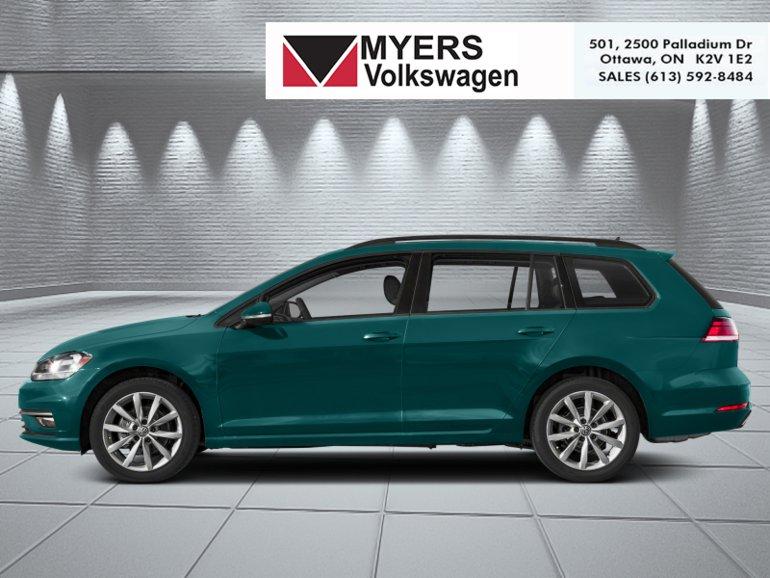 Volkswagen GOLF SPORTWAGEN Comfortline Auto 2019