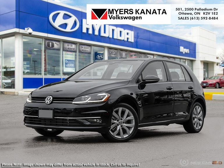 Volkswagen Golf 5-Dr 1.8T Highline 6sp at w/Tip 2018