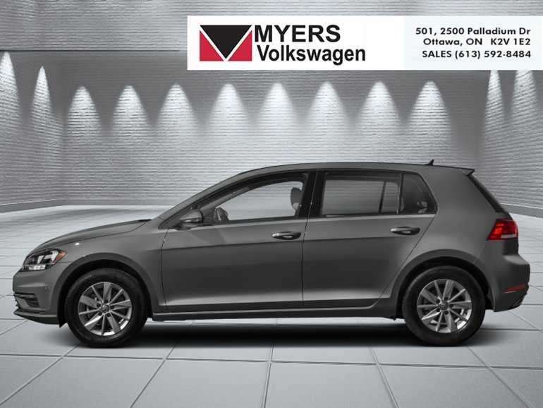 2019 Volkswagen Golf Execline 5-door Auto  - Navigation - $255.89 B/W