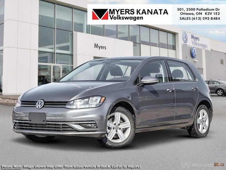 Volkswagen Golf Highline 5-door Auto  - $229.20 B/W 2019