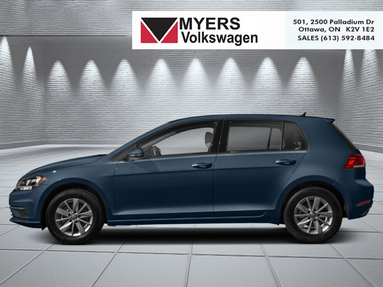 2019 Volkswagen Golf Execline 5-door Auto