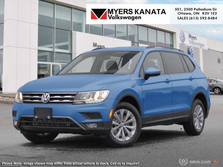 2018 Volkswagen Tiguan Trendline  -  Bluetooth