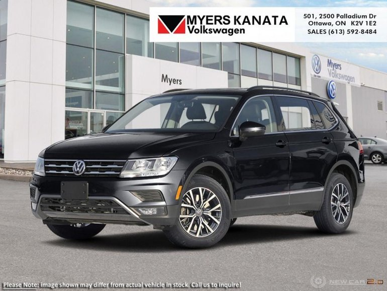 2018 Volkswagen Tiguan Highline 4MOTION  - $232.32 B/W